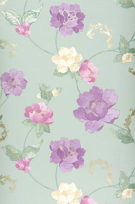 Archiv Wallpaper Florentina violet Roll Width