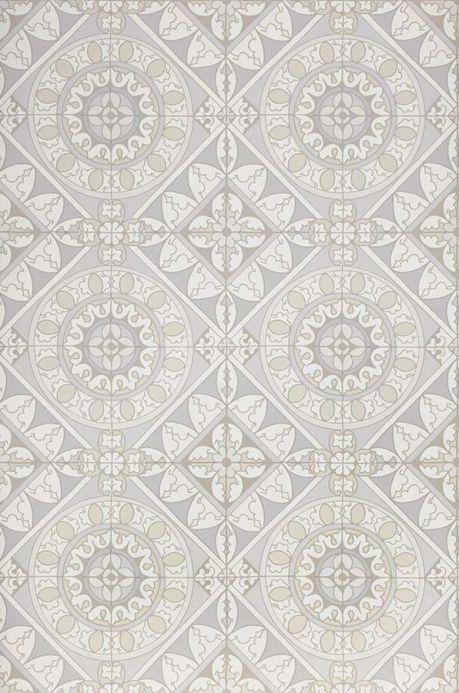 Archiv Papier peint Borromeo gris clair Largeur de lé