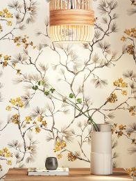Wallpaper Makino cream