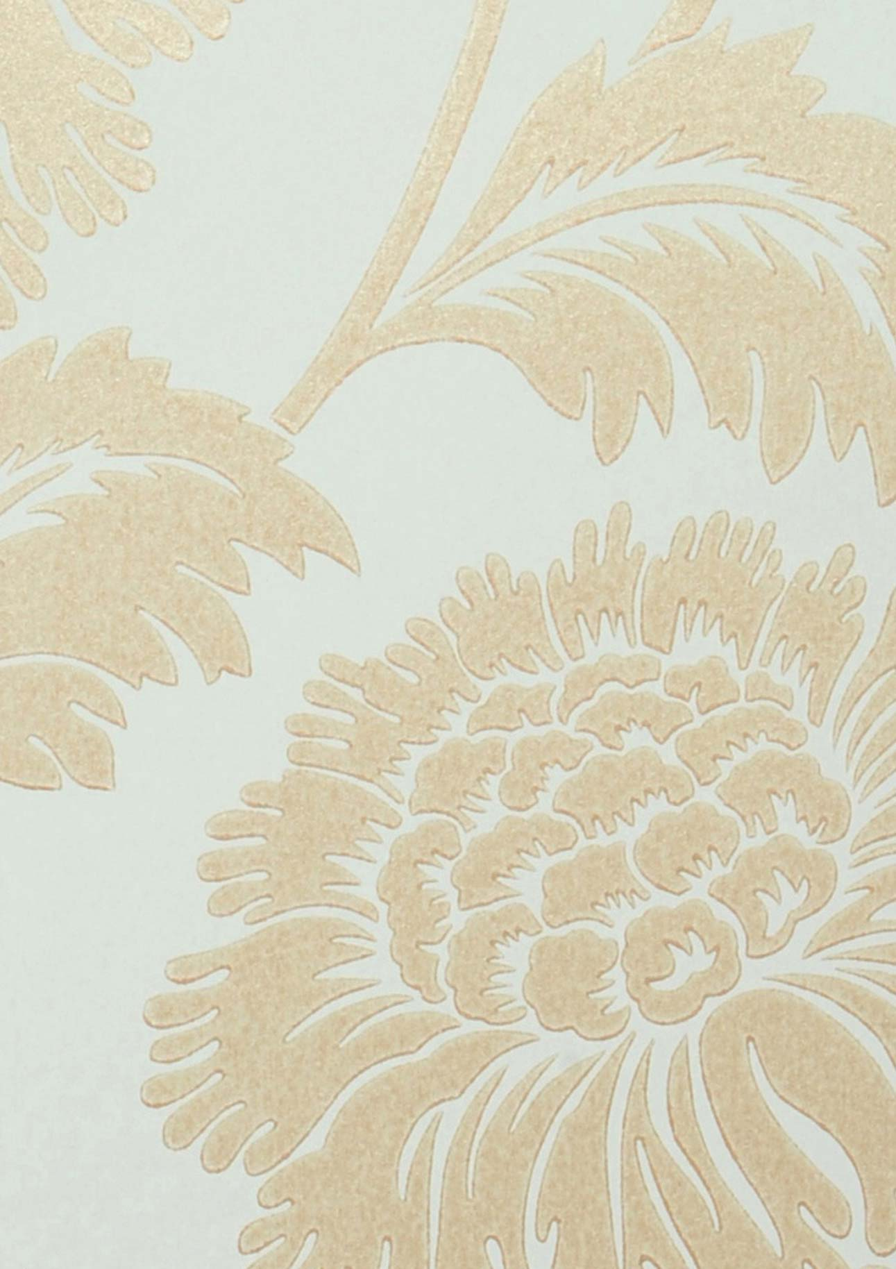 zarya coquille d 39 uf dor papier peint floral motifs du papier peint papier peint des. Black Bedroom Furniture Sets. Home Design Ideas