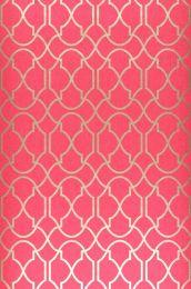 Wallpaper Telenzo raspberry red