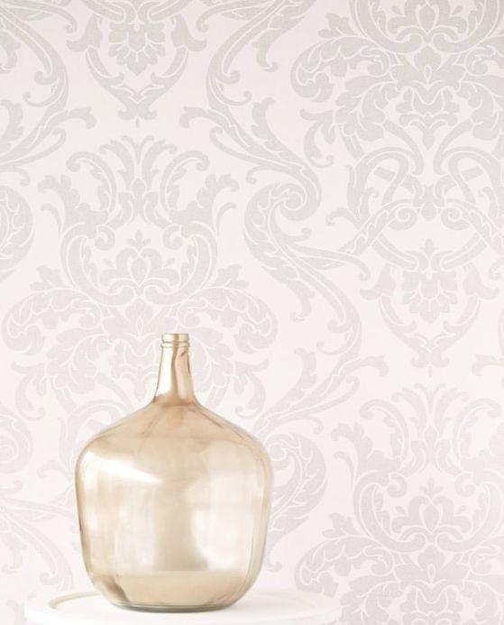 Archiv Papel de parede Maradila branco acinzentado Ver quarto