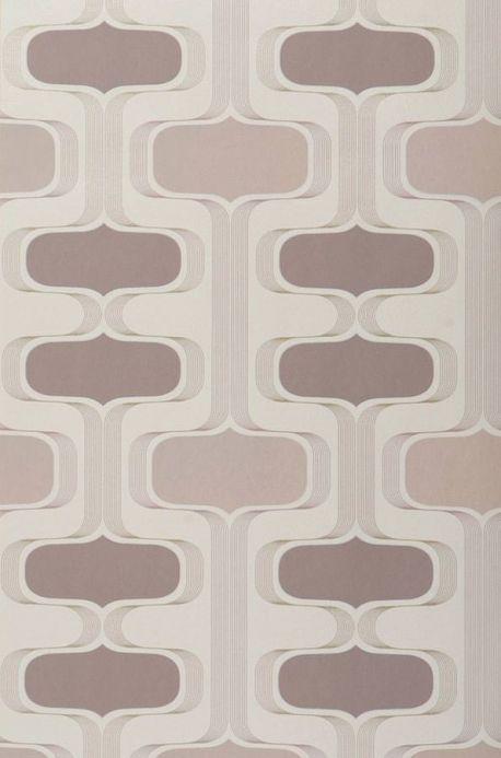 Archiv Wallpaper Sankus light brown Roll Width