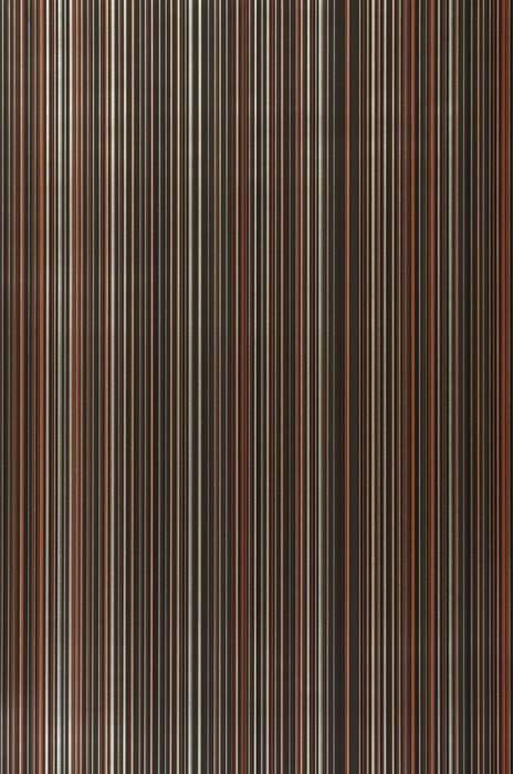 Wallpaper Hector Shimmering Stripes Gold Grey brown Orange brown   Black brown