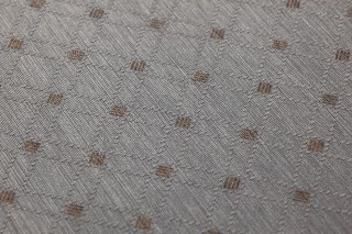 Wallpaper Constantin Matt pattern Shimmering base surface Plaid Beige grey Bronze Grey beige