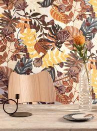 Wallpaper Sunago brown tones