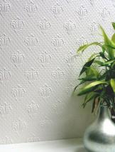 Wallpaper Albert Matt Historic flower patterns Stylised blossoms White