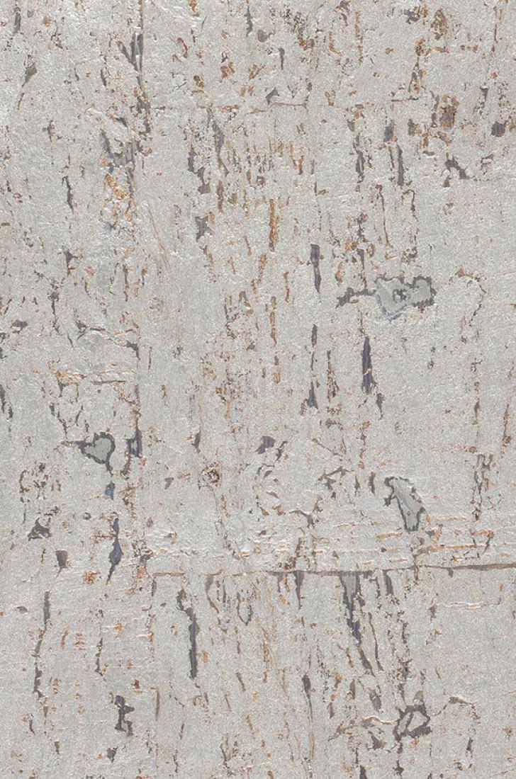 natural cork 02 silber silber natur tapeten. Black Bedroom Furniture Sets. Home Design Ideas