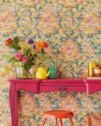 Wallpaper Lompal pine green