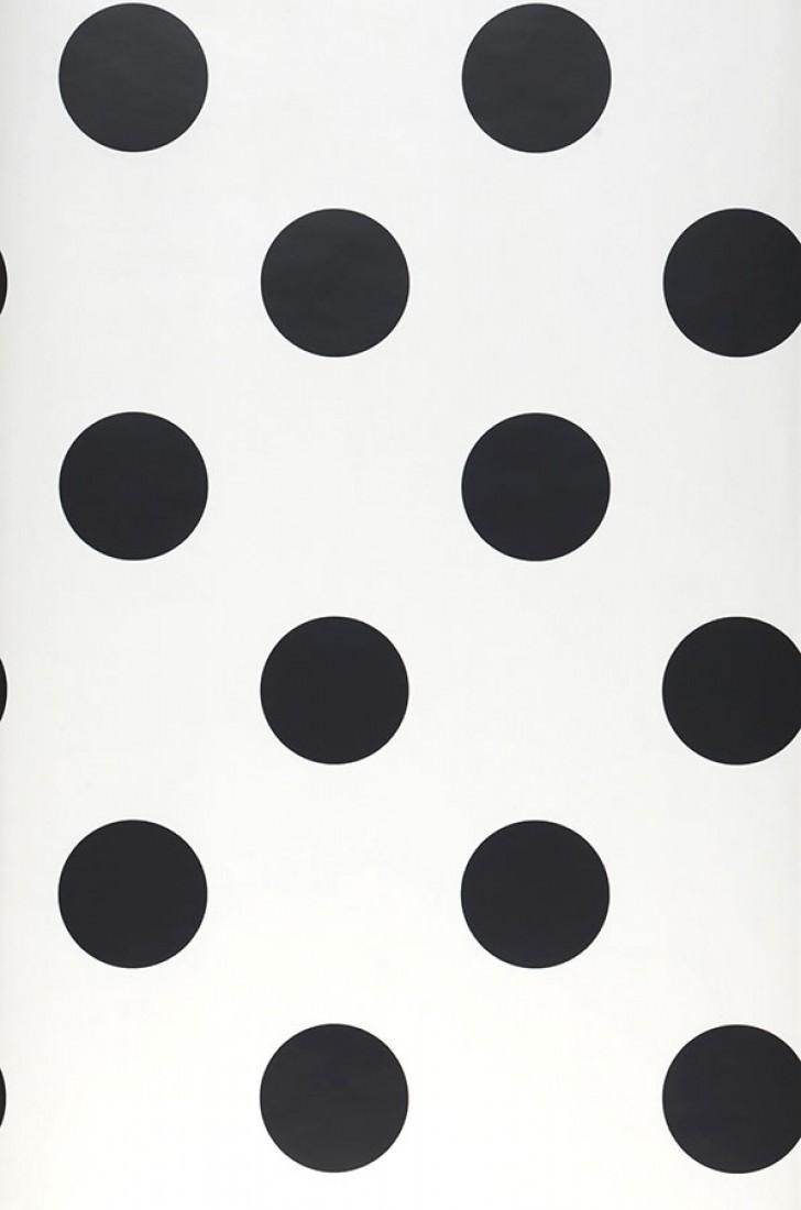Papel pintado teena blanco negro papeles de los 70 - Papel pintado de los 70 ...