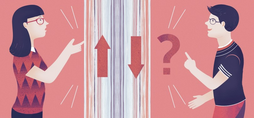 ¿Qué significa -empapelado invertido- ?