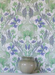 Wallpaper Denisa green