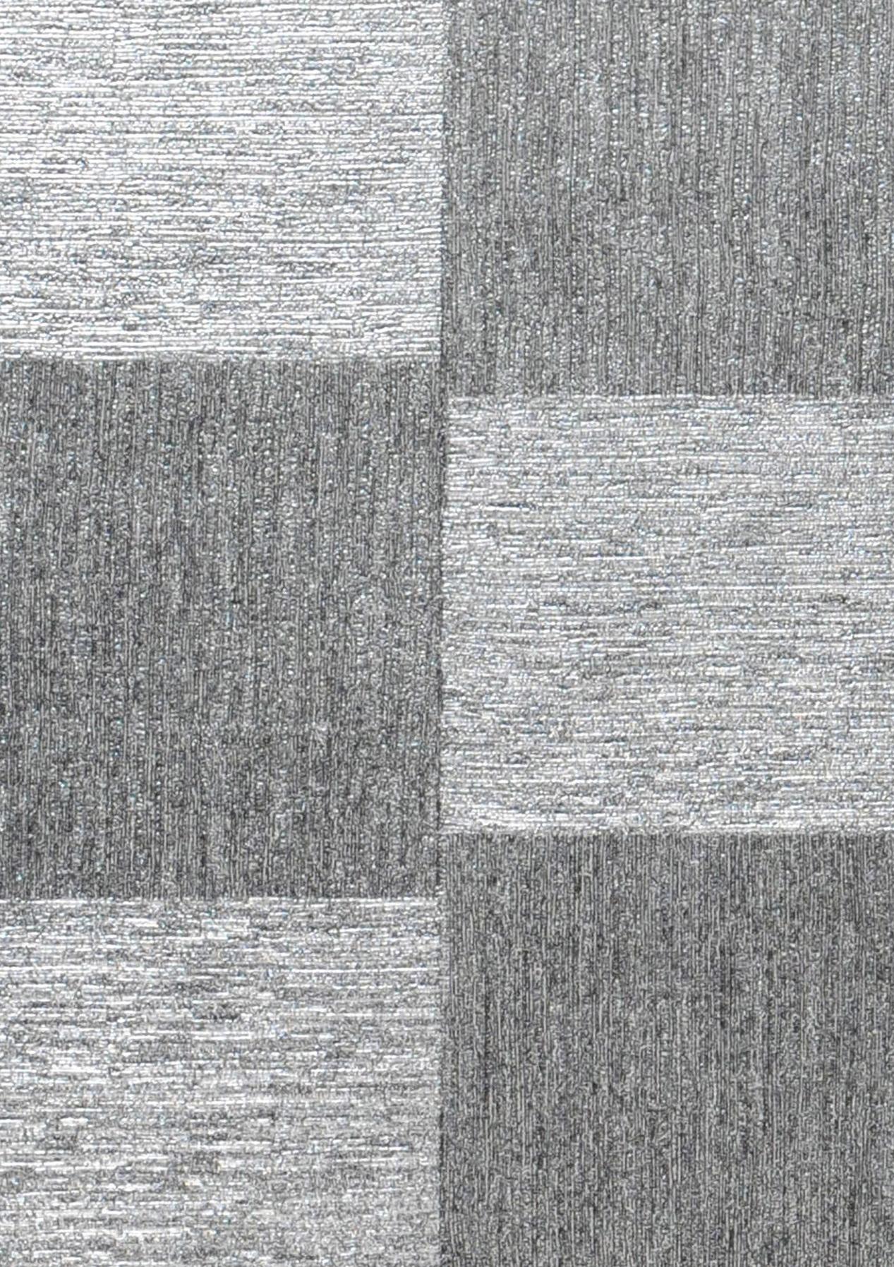 tapete spirit silber tapeten der 70er. Black Bedroom Furniture Sets. Home Design Ideas