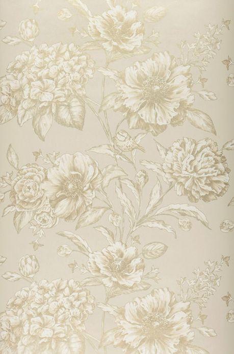 Archiv Wallpaper Syros light beige Roll Width
