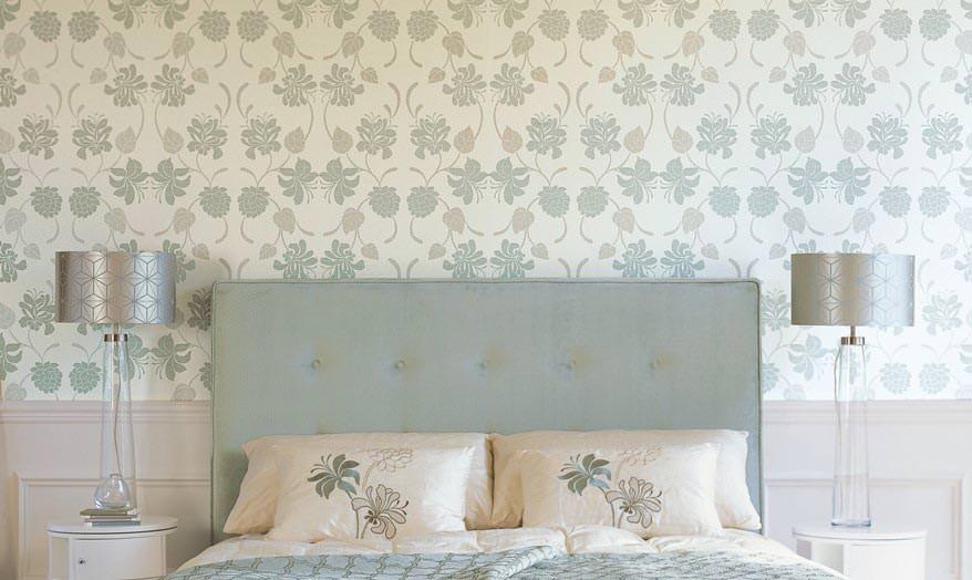 Traumhafte Schlafzimmer Tapeten | Design Tapete mit ...