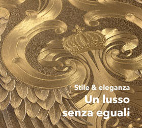 carta da parati glamour dal lusso irresistibile| tappezzerie di design - Carta Da Parati Classica Per Camera Da Letto