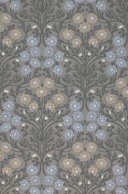 Papier peint Pelage gris quartz Bahnbreite
