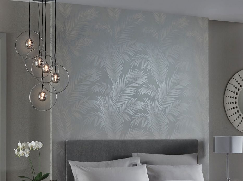 Archiv Wallpaper Aria light ivory Room View