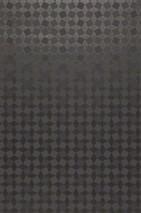 Papel de parede Atropos Padrão mate Superficie base brilhante Quadrados pequenos Antracite brilhante Cinza escuro Cinza