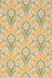 Papel de parede Florence amarelo milho