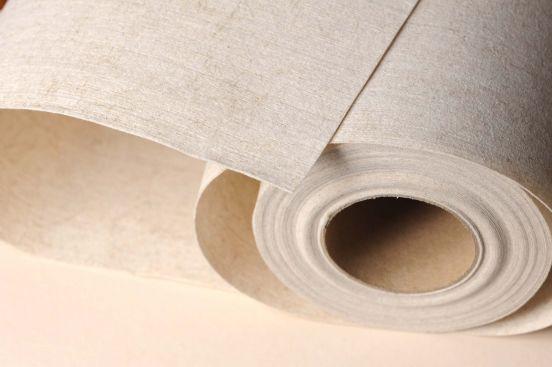 Vollständig kompostierbare Tapete - Veruso Lino