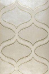 Wallpaper Hulda cream shimmer