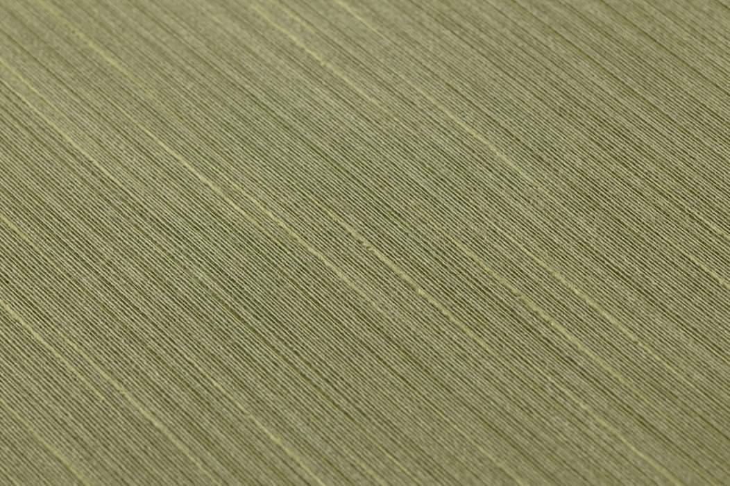 Papier peint Warp Glamour 14 Mat Unicolore Vert jonc