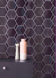 Wallpaper Opalino pastel violet