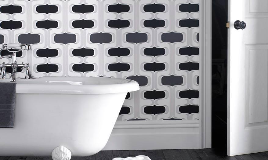 Badezimmer Tapeten zum Eintauchen | Designtapeten online ...