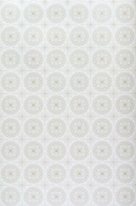 Papel pintado finola blanco crema beige blanco gris ceo - Papel pintado plateado ...