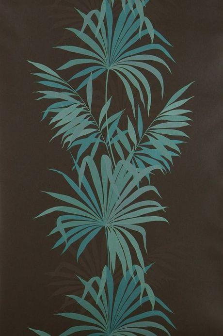 Archiv Papel pintado Avatara turquesa lustre Ancho rollo