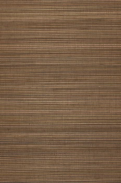 Wallpaper Thin Bamboo Strips 02 Matt Solid colour Brown tones