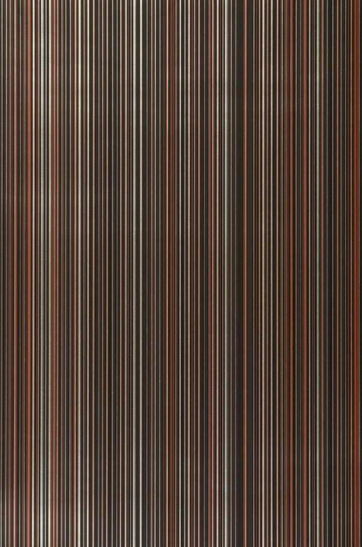 Carta da parati hector oro marrone grigiastro marrone for Carta da parati a strisce