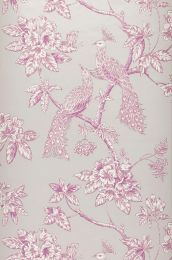 Wallpaper Marenka violet