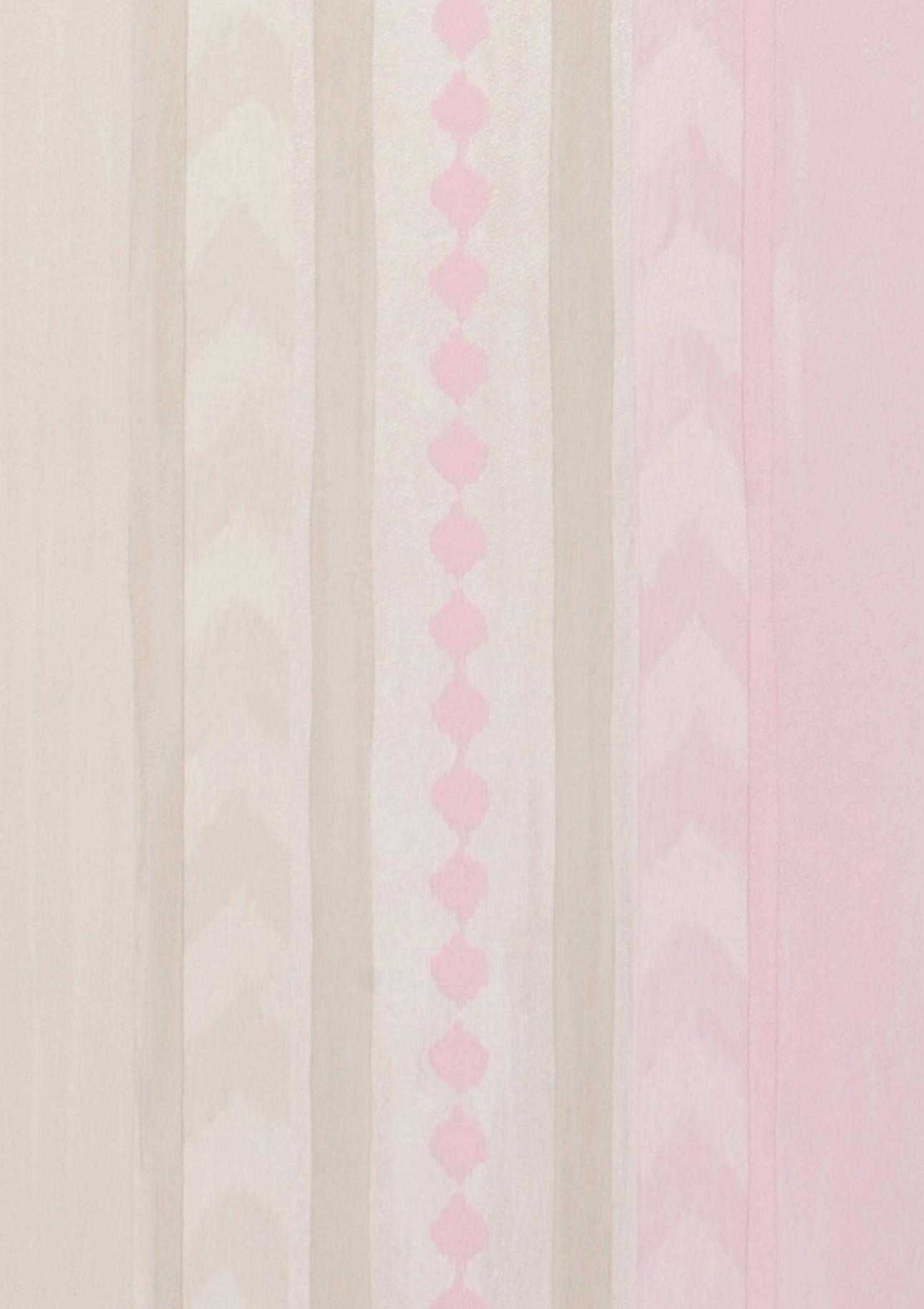 Wallpaper Kiwol Cream Shimmer Grey White Light Pink