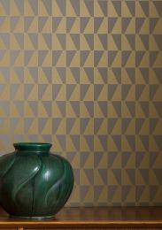 Wallpaper Balder pearl gold