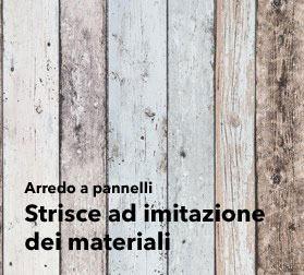 carta da parati a righe tortora : Carta da parati a strisce La magia delle strisce nelle vostre case