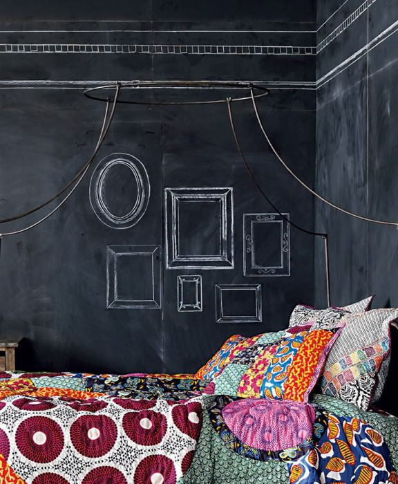 Tinta Lousa Wallpaper -