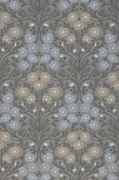 Papel de parede Pelage cinza quartzo