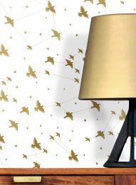 Wallpaper Hermine cream