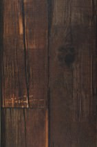 Wallpaper Scrapwood 10 Matt Shabby chic Imitation wood Dark grey brown Light brown Chocolate brown Black