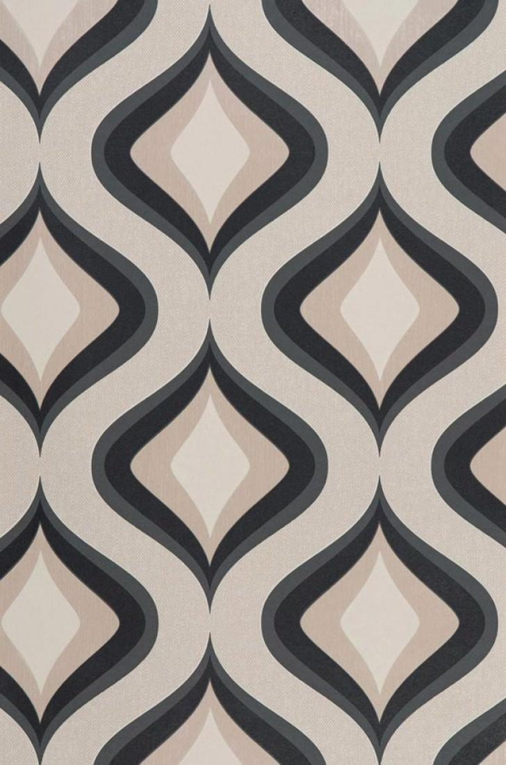 triton ivory light ivory black i love the 70s. Black Bedroom Furniture Sets. Home Design Ideas