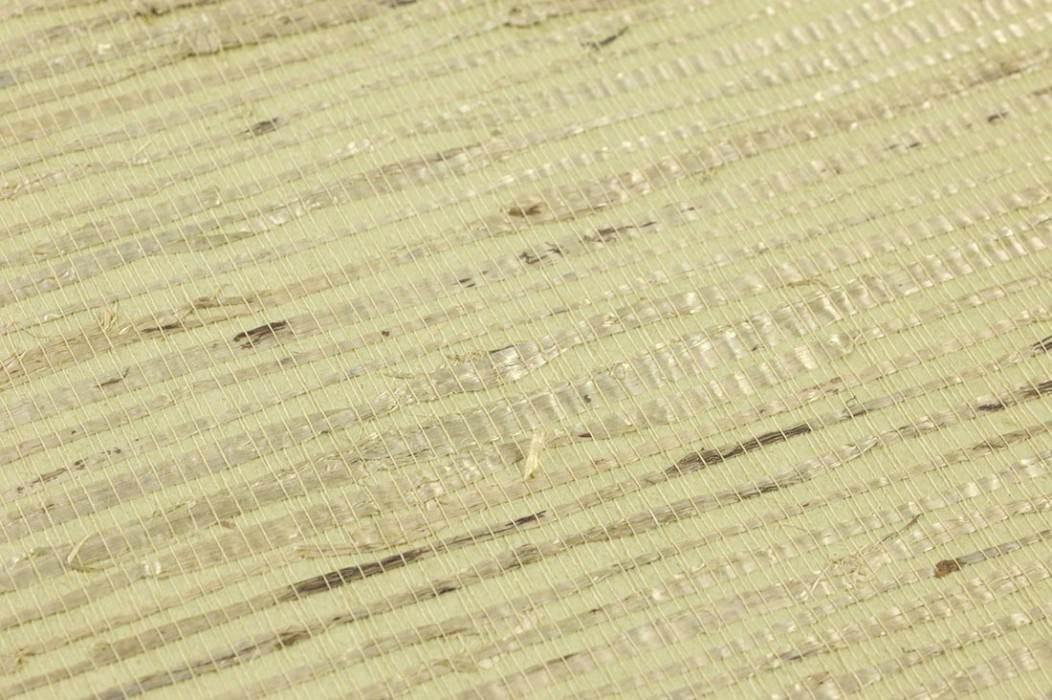 Tapete grasscloth 04 hellgr n strohfarben tapeten der for Tapeten land