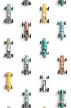 Wallpaper Race Car 02 Matt Toy cars White Blue Yellow Green Red brown