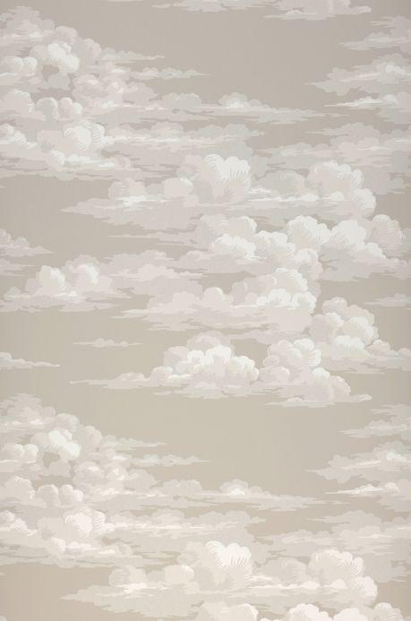 Papel pintado marítimo Papel pintado Dante tonos de gris Ancho rollo