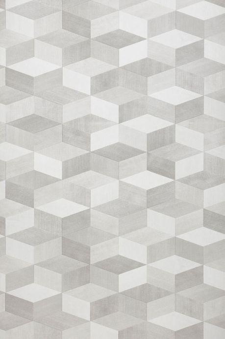 Archiv Wallpaper Karlo grey tones Roll Width