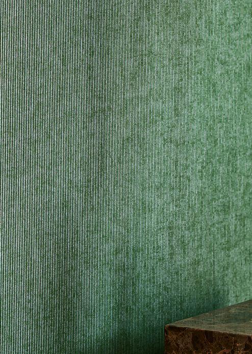 Wallpaper Wallpaper Hotaru dark green Room View