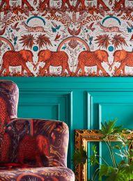 Wallpaper Zambezi orange
