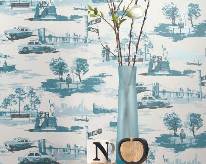 New York Toile