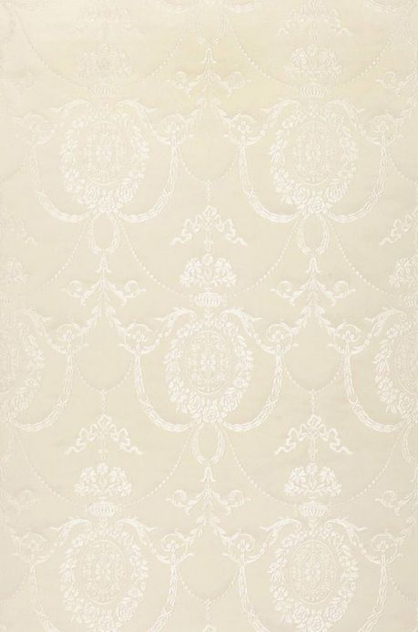 Archiv Papel pintado Pogoda blanco crema Ancho rollo